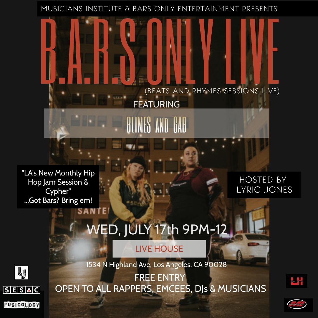 B A R S Only Live