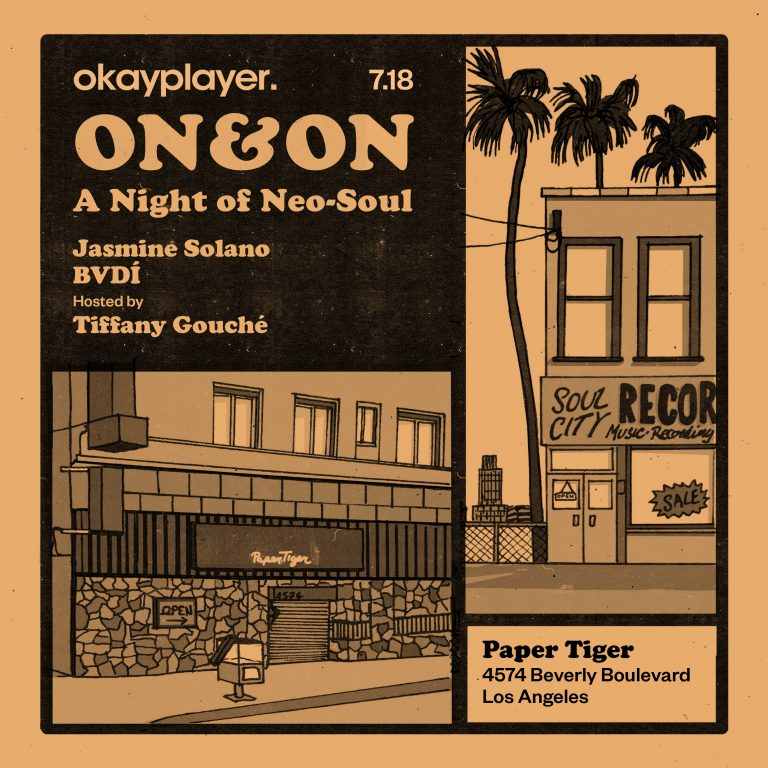 Okayplayer Presents 'On & On,' a Monthly Neo-Soul Party in Los Angeles |